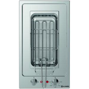 Friggitrice Elettrica Con Cestello Estraibile Pi-Nc30 Friggitrice Inox