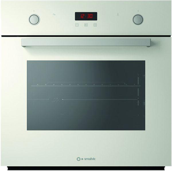 Forno Elettrico Con Ventilazione Tangenziale Fi-64mtb Flat Bianco