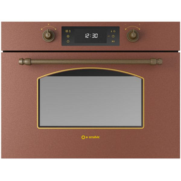 Forno A Microonde Vintage Fi-45 Mw Geez Country Serie 2 Old