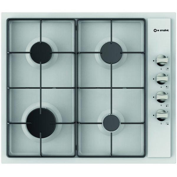 4 Burners Enamelled Gas Hob,Pi-Nc63 4g Vs White