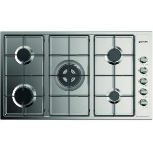 5 Burners Gas Stainless steel Dekor Hob, Pi-Nc93 4g+1bdc