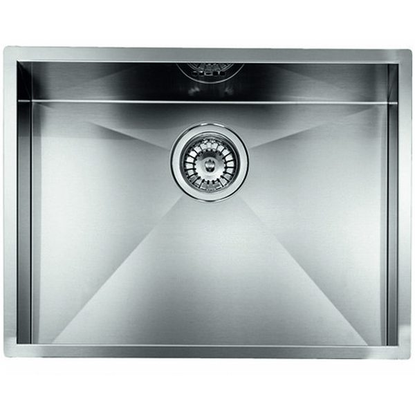 "Compact Kitchen Sink With Single Basin Quadra Basin Ix 3 ""40x52x19"