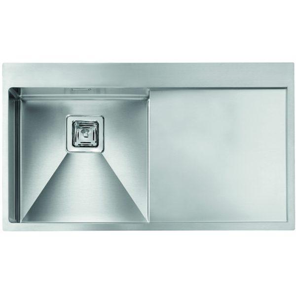 Kitchen Sink with right Drainer Batik 86x50 1vs