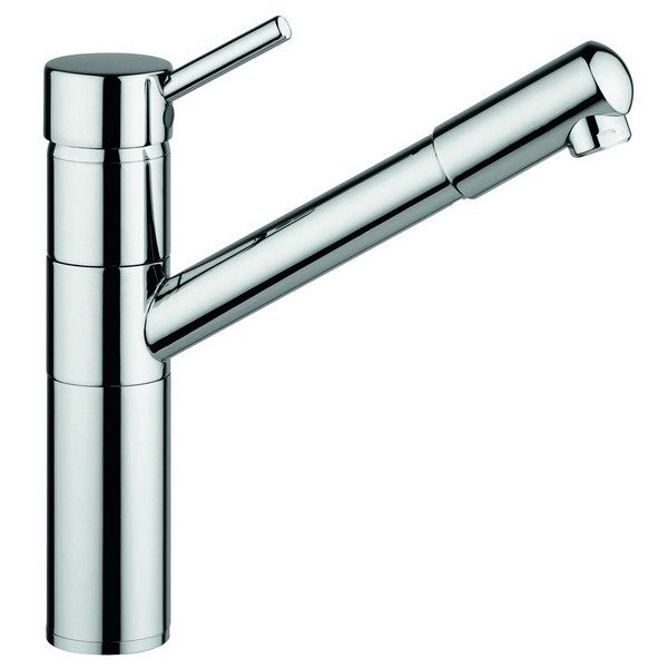Kitchen Mixer With Extractable Shower  Mod. 79cr