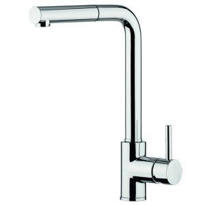 Kitchen Mixer With Swivel Spout  Mod. 269cr