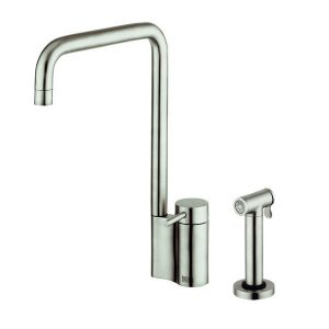 Kitchen Mixer With Stainless Steel finishing  Mod. 290as