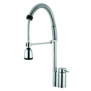 Kitchen Mixer With  Shower Mixer  Mod. 150bcr_El