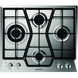 4 Burners 60 cm Stainless Steel Hob, Pd-60v3g1tc Stainless Steel Gl