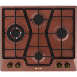 Frontal panel control Hob Pd-60v3g1tc Copper 501 Gl-Mr62