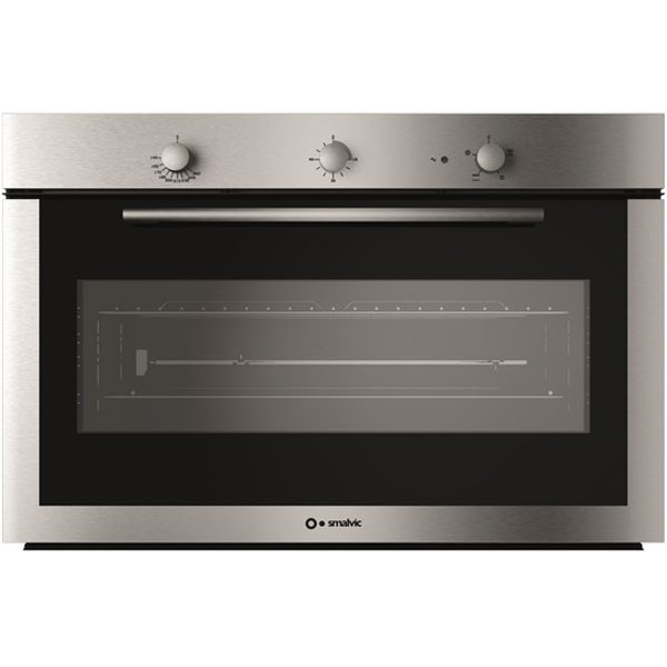 4 Functions Gas oven with cooling fan FI-95GEVT C PREMIUM S2