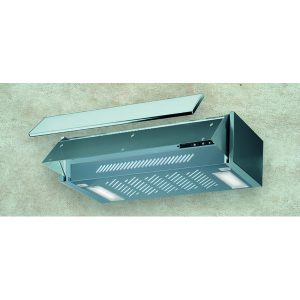 Low Noise Hood With filters in Acrylic Or Aluminum- Special grey 45 Hood