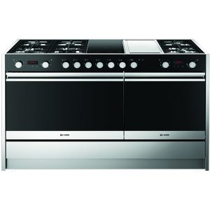 Induction plate  Kitchen with Double Oven, Cu Less 1500 Mt 6g2i1t Stainless Steel
