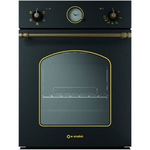 43 Litres Vintage Electric Oven, Fi-45wt R Special Anthracite