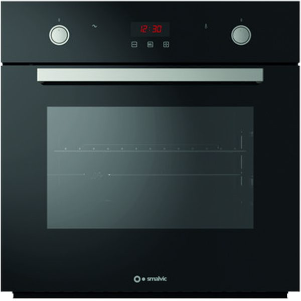 Multifunction Electric Built-In Oven Fi-64mtb Flat Black