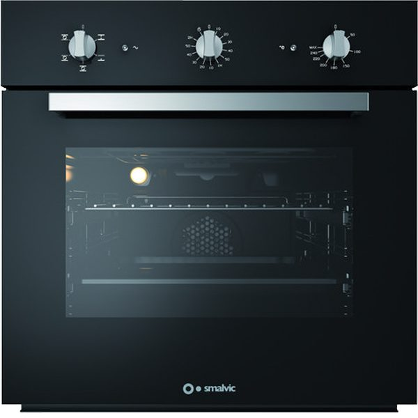 Electric Oven With Stop Cooking Function Fi-64wts Best Black