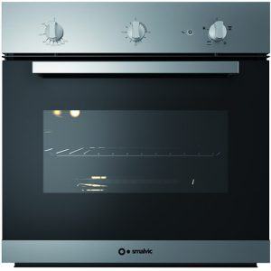 Stainless Steel Gas Oven With Timer Fi-64getc Best Strip