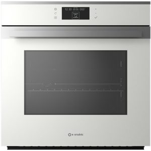 Electric Oven in Stainless Steel and Tempered glass Fi-74mtlm Al6045 White