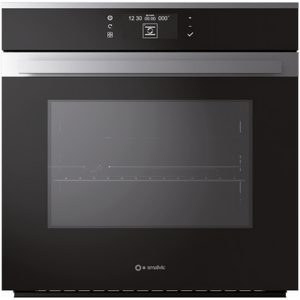Built-in Electric Oven with  Touch Control Fi-74mtlm Al6045 Black