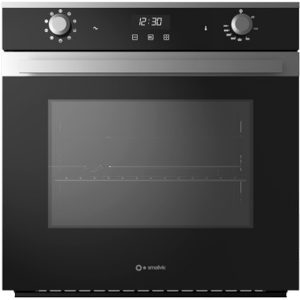 Gas Cooling fan Oven With Electronic Clock Fi-74gevte Al6045