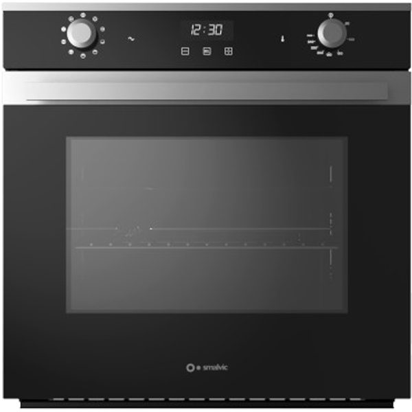 Built-in Electric Oven with cooling fan , Fi-74mtlb Al6045 Black