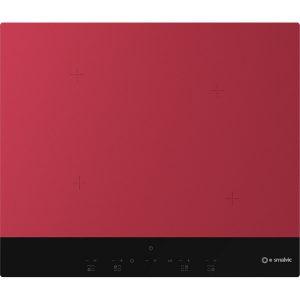 Gres Induction Hob PG60-4IND Red