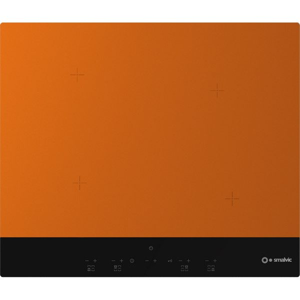 Gres induction Hob  PG60-4IND Orange