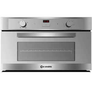Electric oven with mirror glass H 36cm Fi-36vt B Best 36 Mirror