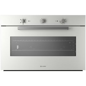 90 cm cavity  Electric oven 110litres Fi-95wt S Best White