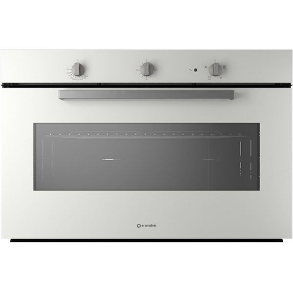 90 cm Built-in Gas oven, 77 Litres Fi-95get C Best white