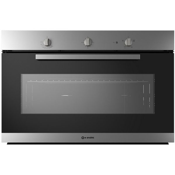 Built-in Gas oven 110 litres Cavity Fi-95get C Best Strip