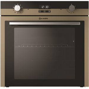 5 cooking levels Electric oven Fi-74 Mtb Quadro 18 Dove grey