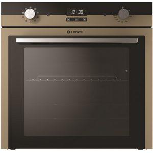 5 cooking levels Electric oven Fi-74 Mtb Quadro 18 Dove grey