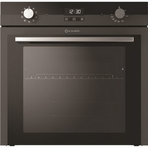 Built-in Electric Oven with 9 functions  Fi-74 Mtb Quadro 18 Slate color
