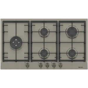 90 cm Stainless steel Hob with Triple Ring Burner Pi-Zw90v4g1tc Inox