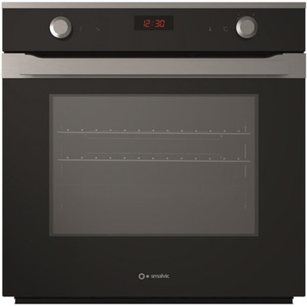 Built-in Pyrolytic Oven With 9 Functions Fi-74mtlpn Al6045 Black