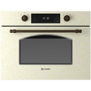 Combined Cooking Microwave Fi-45 Mw Geez Country Series 2