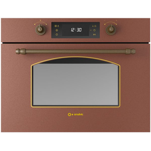 Vintage Microwave Oven Fi-45 Mw Geez Country Serie 2 Old