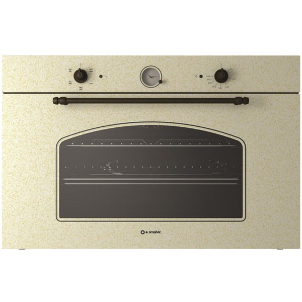 Electric Oven with Vintage Insert  Fi-95mt R Country Avena 501