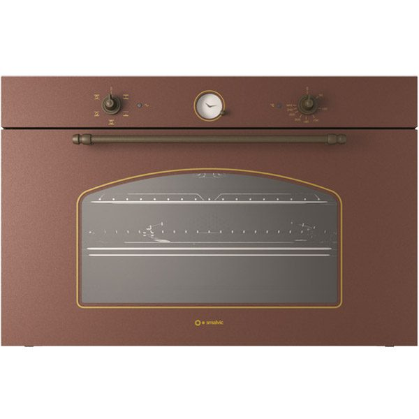 Antique style Low consumption Electric oven Fi-95mt R Country Cooper