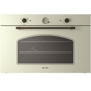 90 cm Antique Style Electric Oven-country-fi-95mt-r-country-old-white-057