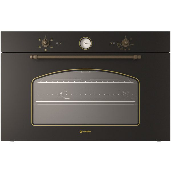 Electric Oven with rear Defrost  Fi-95mt R Country Anthracite