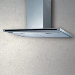 60 cm Touch control Glass Hood -Energy efficiency B- Flat Black - 700 Mc