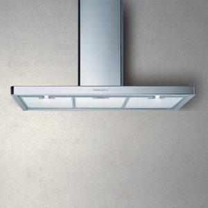 90 cm 3 speed level Stainless steel Hood Premium-800 Mc
