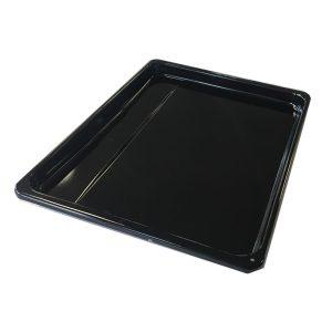 Anti-tip Tray pan S30 . Black 603